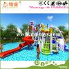 Equipamento do parque da água dos miúdos mini para o recurso do hotel