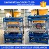 Wt4-10新しいモデルの連結の粘土の煉瓦作成機械