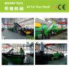 Máquina de reciclaje plástica inútil de la película de estiramiento de los PP del PE