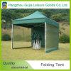 tienda plegable al aire libre modificada para requisitos particulares 10 ' x10 de la Ultravioleta-Protección ascendente fácil
