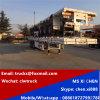 трейлер Trnasport контейнера Axles 100tons 3