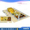 Vasiaはからかう催し物装置の屋内トランポリン公園(VS6-160112-400A-3-29)を