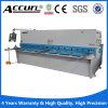 Accurl 단두대 유압 깎는 기계