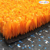Orange Artificial Synthet Grass/Turf für Football &Soccer