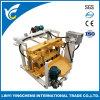 移動式油圧煉瓦打抜き機