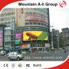 Farbenreiche RGB-BAD P16 LED im Freienbildschirmanzeige der Baugruppen-16mm