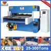 Cortadora hidráulica de prensa del empaquetado plástico (HG-B60T)