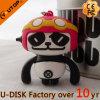 Vara Shaped feita sob encomenda do USB do PVC da panda do presente relativo à promoção (YT-Panda)