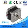 35*35mm het Stappen NEMA14 Motor Jiangsu