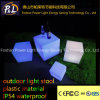 LED Light op Cube Stool Furniture