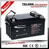 перезаряжаемые загерметизированная свинцовокислотная батарея 12V80ah для солнечных включений питания