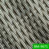 찰상 자연적인 작풍 둥근 UV Stablized 수지 섬유 장 (BM-9671)