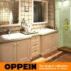 Шкаф ванной комнаты ольшаника тазика двойника типа Oppein Европ деревянный