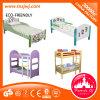 Varia cama de la escuela de los niños de la cama de madera sólida con el gabinete