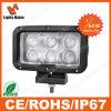 LED Work Light 60W LED Driving Light voor Trailer 60W LED Car Headlight 60watt 4D Reflector