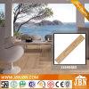 Azulejo de madera de cerámica esmaltado chorro de tinta del material de construcción (J159048D)