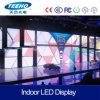P3 1/16s RGB de interior que hace publicidad de la pantalla de visualización de LED