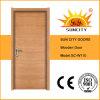 Veneer (SC-W110)를 가진 티크 Oak Painted Carved Wooden Doors