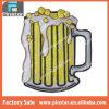 Zona su ordinazione di Applique del ricamo della tazza della birra di qualità dei prodotti della fabbrica