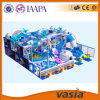 Vasia 2015 Ice e Snow Theme Children Indoor Soft Playground