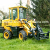 1.2tons Four Wheel Loader (ZL12F)