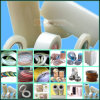 Sided doble Adhesive Embroidery Tape para Computer Embroidery