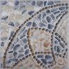 Красивейшей плитка пола Desings камня камушка напольной застекленная пользой керамическая (P32109)