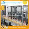 Equipo de relleno automático lleno del zumo de naranja