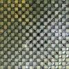 金属のモザイク・タイルパターン