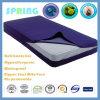 Alergénicos de la cubierta de colchón del bloqueo de la relevación de la alergia del ácaro del polvo del fallo de funcionamiento de base respirables