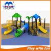 Kind-Plättchen/Vergnügungspark-Geräten-im Freienspielplatz-Plättchen