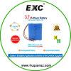 OEM/ODM電池18650李イオン電池3.7V 10.2ah李イオン電池のパック