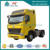 Sinotruk HOWO A7 290HP 4X2のトラクターのトラック