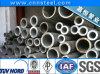 GB13296-91 caldera, tubos de acero inconsútil del acero inoxidable para el cambiador de calor
