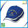 Chapeau de golf promotionnel de sports de broderie faite sur commande de coton