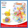 Karikatur-Ente-u. Fallhammer-Wasser-Spray der Kinder und Fischen-Spiel-Spielzeug