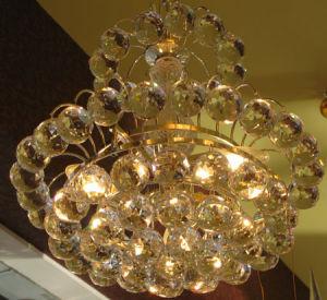 Crystal Ceiling Lamp (JY-1517)