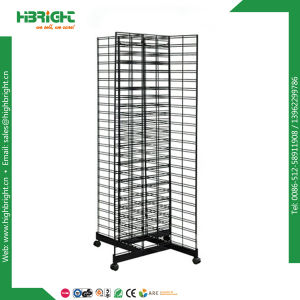 Store Fixtures Shopping Fittings Retail Equipment 4 Way Rack pictures & photos