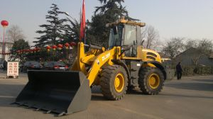 High Quality Big Size Wheel Loader