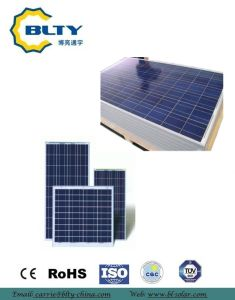 Solar PV Module Polycrystalline Solar Panel 100W pictures & photos