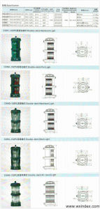 Cxh-102pl Double-Deck Navigation Signal Light