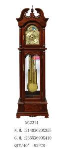 Solid Wood Grandfather Clock (MG2214)