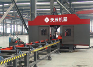 CNC H Beam Drilling Machine Model Tsd pictures & photos