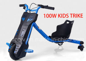 Kids 100W Three Wheel Drift Tricycle Electric Bike (CK-03) pictures & photos