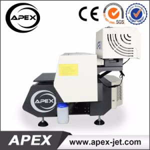 Apex Newest Desktop Automatic UV4060 Screen Printing Machine pictures & photos