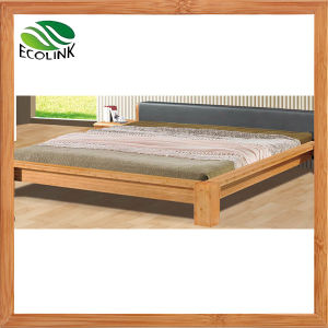 New Design Modern Bamboo Bed as Bed Room Furniture pictures & photos