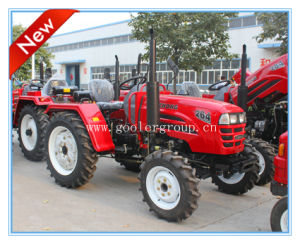 Tractor (26HP 4WD) with CCC (LZ264) pictures & photos