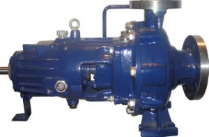 Electrical Single Stage Sinle Suction Centrifugal Pump with CE&Sgscertificate pictures & photos