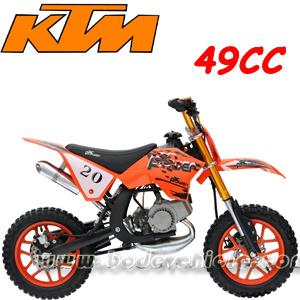 Mini Moto 49CC Pocket Bike