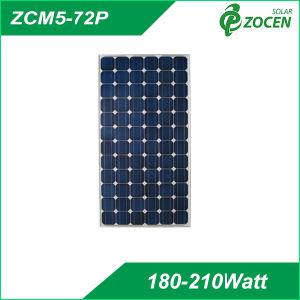 Mono 190W Solar Panel/36V pictures & photos